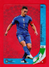 Italy Fabio Cannavaro Real Madrid